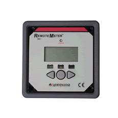 RM-1 電菱 リモートメーター(SolarAmp MPPT, ProStar MPPT等用) <太陽電池充放電コントローラオプション>