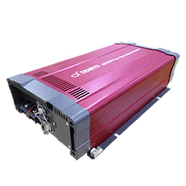 SD3500-148 電菱(DENRYO) 正弦波インバータSDシリーズ 48V 定格出力:2500W 出力拡張 並列機能 三相交流電源(Y結線) DC-AC