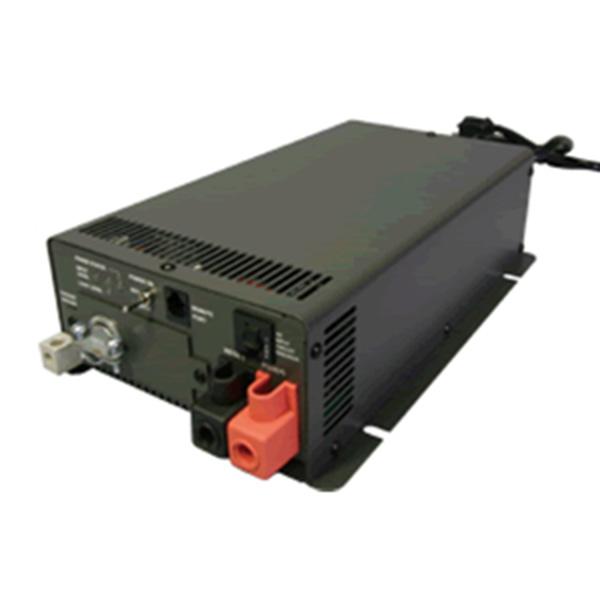 ST600-148 電菱(DENRYO) 正弦波インバータSTシリーズ 48V 定格出力:600W 商用自動切換リレー内蔵 充実の保護回路 DC-AC
