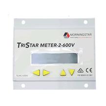 TS-M-2-600V 電菱 デジタルリモートメーター(TriStar-MPPT 600V用) <太陽電池充放電コントローラオプション>