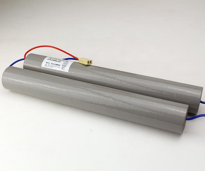 【受注】FK155相当品(同等品) ※電池屋製 9.6V3500mAh 誘導灯・非常灯電池   バッテリー   蓄電池   交換電池<年度シール付き>【電池屋の日対象】