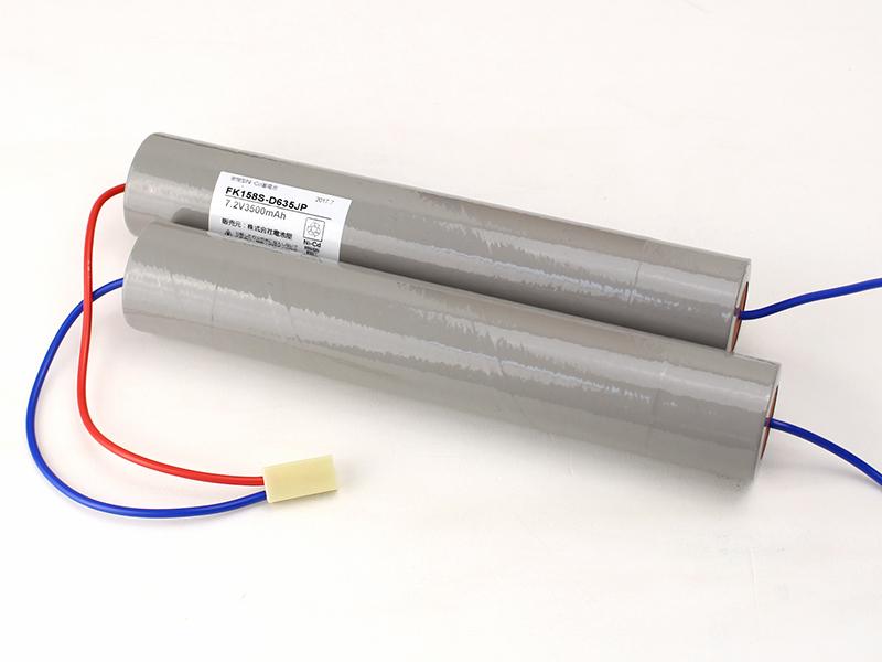 FK158相当品(同等品) ※電池屋製 7.2V3500mAh|誘導灯・非常灯電池 | バッテリー | 蓄電池 | 交換電池
