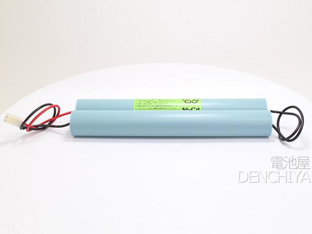 【あす楽対象】【1月おすすめ】FK645相当品(同等品) ※電池屋製 <FK889相当品(同等品)> 9.6V2500mAh(3000mAh電池使用)|誘導灯・非常灯電池 | バッテリー | 蓄電池 | 交換電池