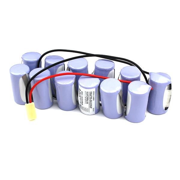 FK675相当品(同等品) ※電池屋製 14.4V2500mAh(3000mAh電池使用) 誘導灯・非常灯電池   バッテリー   蓄電池   交換電池【電池屋の日対象】