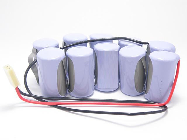 【1月おすすめ】【あす楽対象】FK173相当品(同等品) ※電池屋製 12.0V1650mAh(3000mAh電池使用) 誘導灯・非常灯電池   バッテリー   蓄電池   交換電池
