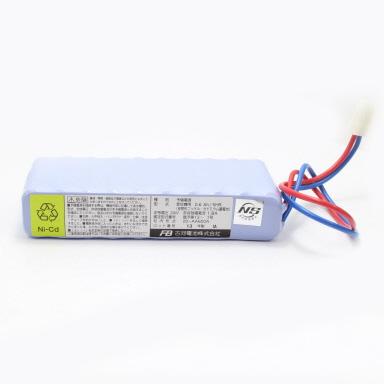 KR0.6AA-20W相当品 三洋GSソフトエナジー製相当品 鑑定品 警報盤 等用 24V600mAh ※組電池製作バッテリー