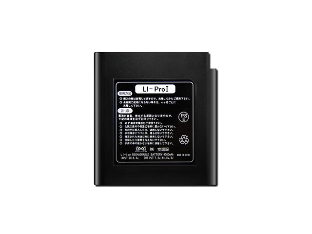 LI-Bt LI-Proのバッテリー本体のみ