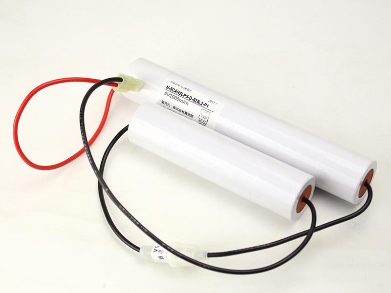 N-5CAH2LP(FSK037)相当品(同等品)   誘導灯   非常灯   バッテリー   交換電池   防災