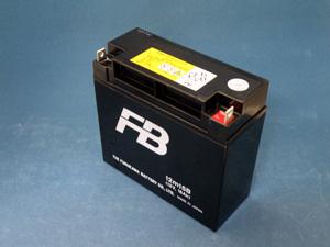 【受注品】12M15B 12V15.0Ah FB古河電池製 mシリーズ<代引不可><メーカー直送品>【キャンセル返品不可】【時間指定不可】