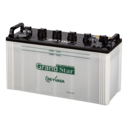 EB100-LER GSユアサ EBグランドスターシリーズ 12V100A/5h L型端子 向き2番