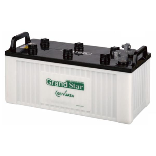 【エントリーでポイント5倍】EB160-LE GSユアサ EBグランドスターシリーズ 12V160A/5h L型端子 向き3番