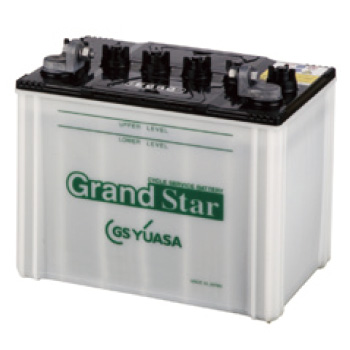 EB50-LER GSユアサ EBグランドスターシリーズ 12V50A/5h L型端子 向き2番