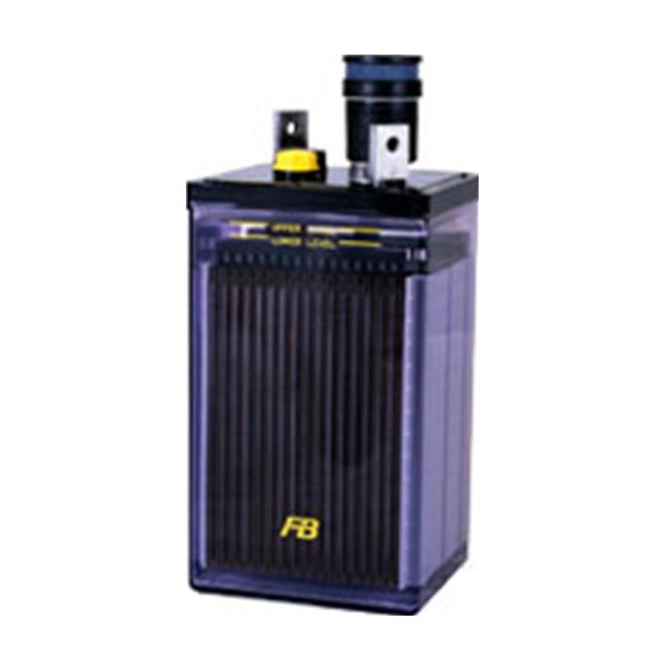 【受注品】HS-100E 古河電池製 ベント型据置鉛蓄電池 HS形(6個セット)【代引不可】【キャンセル返品不可】【時間指定不可】