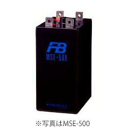 【納期未定】【受注品】MSE-500 制御弁式据置鉛蓄電池 古河電池 2V500Ah(10時間率) 消防法認定品<代引不可><メーカー直送品>【キャンセル返品不可】【時間指定不可】