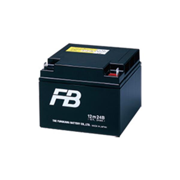 【受注品】12M17W 古河電池製 小型制御弁鉛蓄電池 mシリーズ<代引不可><メーカー直送品>【キャンセル返品不可】【時間指定不可】