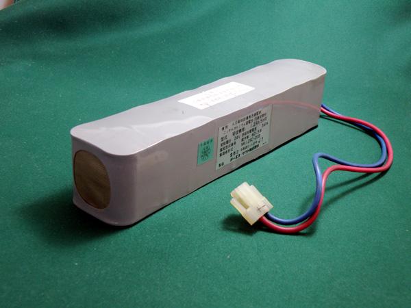 【次回入荷:2月上旬入荷予定】NR1.2SC-20B 相当品 ジーエスサフト製相当品 ※組電池製作バッテリー 24V1200mAh