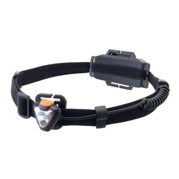 強力ヘッドライト 37270 ブラック 24個(24x1箱)