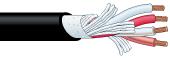 【エントリーでポイント5倍!】4S8 100m カナレ 4心スピーカケーブル