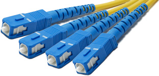 8FS10-S カナレ 多心光接続ケーブル