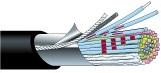 D102-36ALV 50m カナレ 一括シールド多心データケーブル