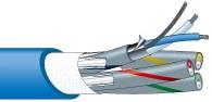 【エントリーでポイント5倍!】DA203-12AL 500m カナレ デジタルオーディオマルチケーブル