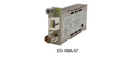 EO-100A-43 カナレ HD-SDI光コンバータ(CWDM用TX)