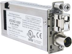 【エントリーでポイント5倍!】EO3G-100A-43 カナレ 3G-SDI光コンバータ(CWDM用TX)