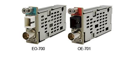 EO-700A-55 カナレ アナログビデオ光コンバータ(CWDM用TX)