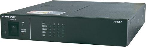FCBA4-FF5W1 カナレ 光カメラコネクタ付きポータブル伝送装置