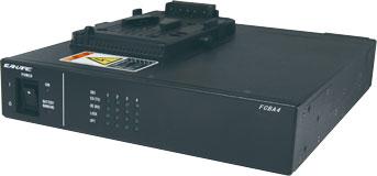 【エントリーでポイント5倍!】FCBA4-OF5W1-PV カナレ 光カメラコネクタ付きポータブル伝送装置