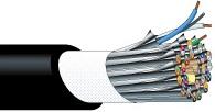 M202-12AT 100m カナレ 2心シールドマルチケーブル