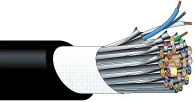 M202-8AT 100m カナレ 2心シールドマルチケーブル