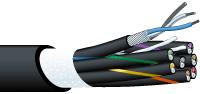 【エントリーでポイント5倍!】MS202-8P 50m カナレ アナログオーディオマルチケーブル