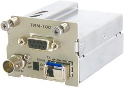 TRM-101 カナレ HD-SDI光複合コンバータ