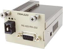 TRM-220A-61 カナレ RS422/RS232光コンバータ