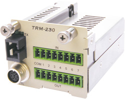TRM-230 カナレ 接点光コンバータ
