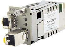 TRM-300A-G55 カナレ 1000BASE-TX光コンバータ