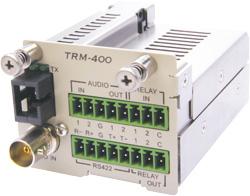 TRM-400 カナレ NTSC光複合コンバータ