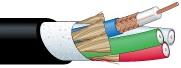 【エントリーでポイント5倍!】V4-5C 100m カナレ 75Ω同軸マルチケーブル
