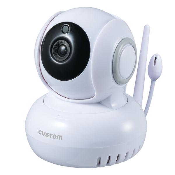 IPC-02TH カスタム 温湿度センサー付IPカメラ