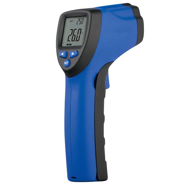 IR-250H カスタム 温度で画面色が切り替わる「温度差アラーム機能」つき!放射温度計