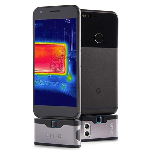 FR435-0007-03 FLIR(フリアー) 携帯端末用サーモグラフィ FLIR ONE PRO TypeC(Android対応)