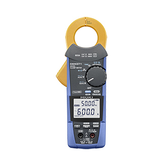 CM4371 日置電機 HIOKI 高安全性+高機能DMM搭載 AC/DCクランプメータ 600A