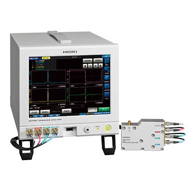 IM7587-02 日置電機 HIOKI 測定周波数:1MHz - 3GHz 周波数やレベル掃引するインピーダンスアナライザ 接続ケーブル2m付属