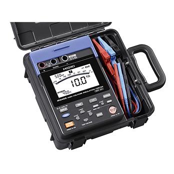 IR3455 日置電機 HIOKI Max. 5kVの高電圧絶縁抵抗測定 高電圧絶縁抵抗計