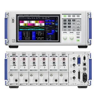 モーター・電力変換効率を高精度計測するパワーアナライザ PW6001-02 2ch HIOKI 日置電機