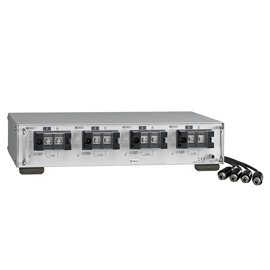 PW9100-04 日置電機 HIOKI 高精度計測を実現するパワーアナライザオプション PW6001/3390用 AC/DCカレントボックス 4ch