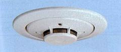 FDK186 能美防災製 光電式スポット型感知器1種 埋め込みタイプ
