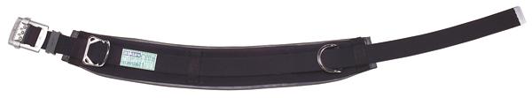 DB-R96DS-BK1 ジェフコム(デンサン) 柱上安全帯用ベルト カーブタイプ