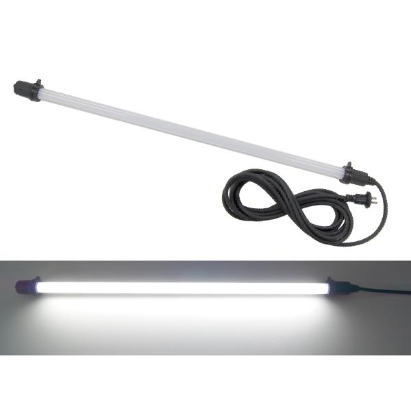 【エントリーでポイント5倍!】PDL-VF20 ジェフコム(デンサン)LEDパランドル 単独タイプ 長時間使用可能なLED作業灯具